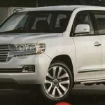 Toyota Land Cruiser 300 слухи